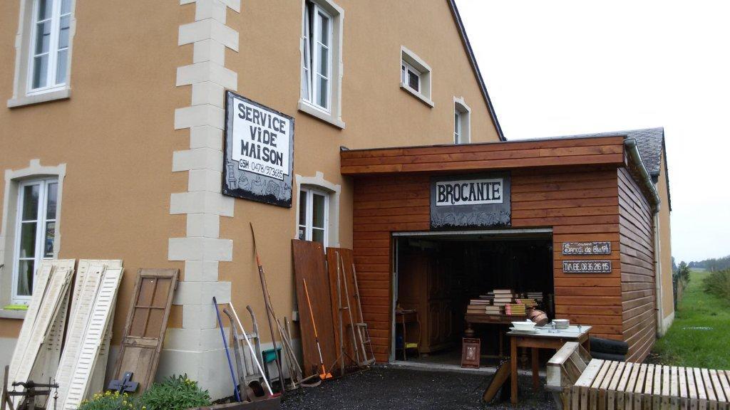 Vide maison Sainte-Cécile - Vide maison