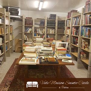 Vide maison Sainte-Cécile - Magasin Achat / Vente